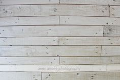PALLET CEILING IDEA!  This is the white washed ceiling I made using pallet wood.