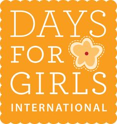 Days for Girls International empowers women and girls around the globe providing sustainable feminine hygiene solutions and health education.