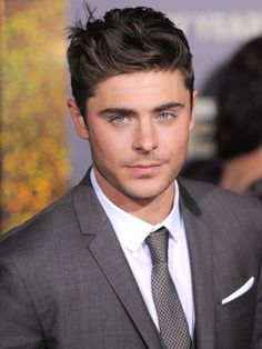 Zac Efron Too young for me, yes. But who cares...just look at him!!