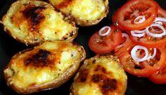 Dobbelbakte poteter