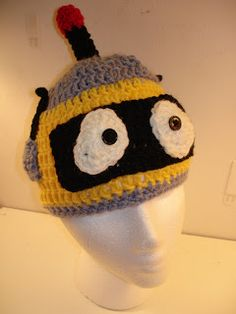 ToppyToppyKnits: Yo Gabba Gabba Inspired hats