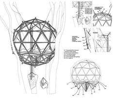 Geodesic Dome Treehouse Made by a 23 Year Old o2 sustainability treehouse, dustin feider, tree house architecture, treehouse, green building, green design – Inhabitat - Sustainable Design Innovation, Eco Architecture, Green Building