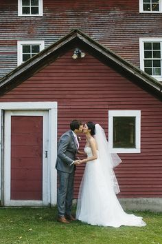 Vermont Barn Wedding | vtvows.com | Photography: Colette Kulig Photography