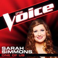 """Get Sarah Simmons' """"One of Us"""" audition on iTunes! #TeamAdam"""