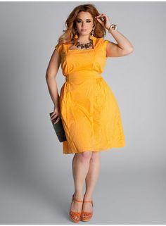 piniful.com plus size sundresses (21) #curvyplus