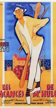 Directed by Jacques Tati. With Jacques Tati, Nathalie Pascaud, Louis Pérault, André Dubois. Monsieur Hulot comes to a beachside hotel for a vacation, where he accidentally (but good-naturedly) causes havoc.