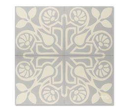 Brooklyn C3-24 encaustic tile from Mosaic House