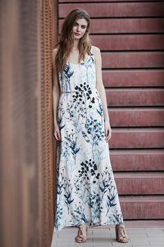 Meadow Maxi Dress 30402728SOA | Product detail meadow-maxi-dress 1294948 | Moose in the City