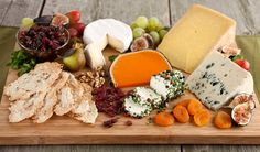 French Cheese Tray  A nice selection of French Cheeses makes for a wonderful platter for a cocktail party or as an appetizer for a dinner party. In general, for a cheese tray, choose at least 4 to 5 different kinds of cheeses and then generally plan on 3 to 4 ounces of cheese per person.  INGREDIENTS 1/4 cup chopped parsley 2 tbsp. chopped ch
