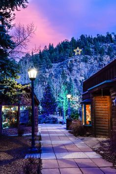 THE TRAVEL GURU — Downtown Estes Park (  Town in Colorado  )...