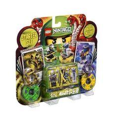 Amazon.com: LEGO Ninjago Starter Set 9579: Toys & Games