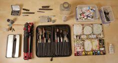 Art Tools of Marc Holmes   Parka Blogs