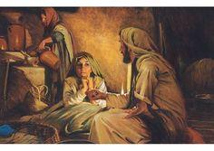 Jesús en la casa de Marta y María, antes de ser Señor y Maestro, es peregrino y huésped, dijo el Papa - Radio Vaticano