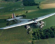 The Air Zoo welcomes the return of the Ford Tri-Motor plane