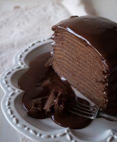 Cookies Chocolate Pancakes