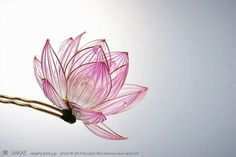 These Japanese hairpins are too stunning to wear