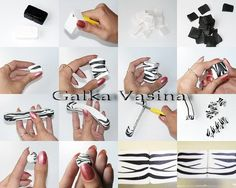 Polymer Clay Cane Tutorial Cane by Galka Vasina Polymer Clay Kunst, Sculpey Clay, Polymer Clay Animals, Polymer Clay Projects, Polymer Clay Creations, Cane Fimo, Polymer Clay Canes, Polymer Clay Jewelry, Biscuit