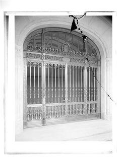 Astor Mansion At 65th Street Main Entrance