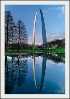 St. Louis arch  On our trip to Wisconsin we stopped and saw the arch.