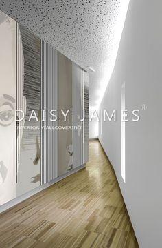 DAISY JAMES wallcover Faces
