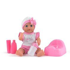 Dolls World Baby Dribbles Doll Gift Set