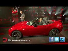 World Debut: 2016 Mazda MX-5 Miata Revealed on Everyman Driver