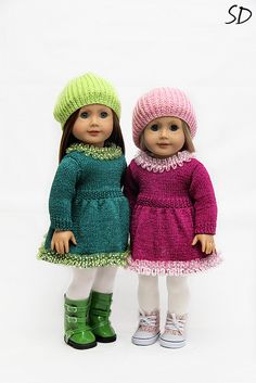 Kit and Emily by stassy dodge, via Flickr...so cute!