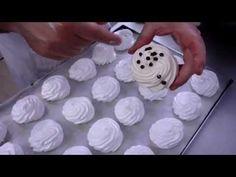 Come fare le Meringhe - Ricette Dolci e Cucina - Video Tutorial - YouTube