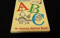 Dr. Seuss's ABC: An Amazing Alphabet Book! #BrightAndEarlyBoardBooks
