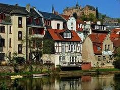 Marburg, Germany - North East of Herborn
