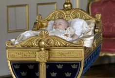 Prince Alexander napping after Dop