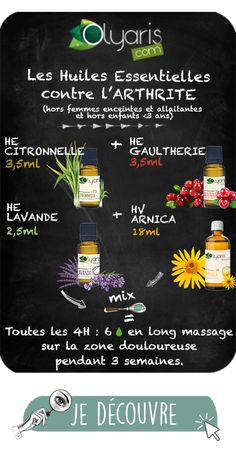 Essential Anti-Inflammatory Oils: Complete Dossier by Olyaris - Modern Natural Health Remedies, Herbal Remedies, Anti Inflammatory Essential Oil, Good To Know, Feel Good, Acupuncture, Aromatherapy, Health Tips, Herbalism