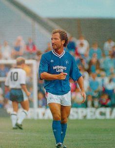 Graeme Souness of Rangers in 1991.