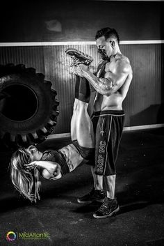 Couples Fitness Work Out