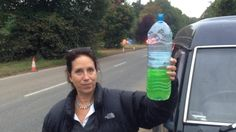"""""""We have found no evidence of an impact on invertebrate or fish populations""""~EA, when stream turned bright green near Cuadrilla's #Balcombe drill site"""