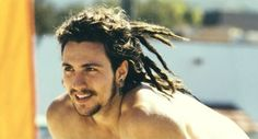 Aaron Johnson with dreads in new movie Savages.