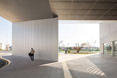 Santa Pola Bus Station_Alicante_Manuel Lillo- Emilio Vicedo
