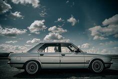 E28 with Alpina wheels