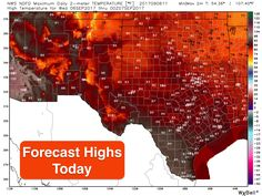 Folks this morning are waking up to some cooler temperatures thanks to a cold front that moved through yesterday. It made good progress yesterday and overnight and has now cleared the central and upper coasts and is making its way into deep south Texas this morning. Behind the front, mild...