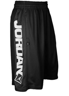 2fd80ebc393a Jordan shorts! All black would wear these fir comfort! Jordan Shorts