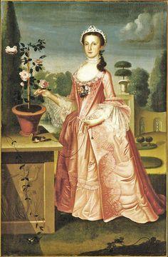 1766 William Williams (1727–1791) Deborah Richmond | It's About Time