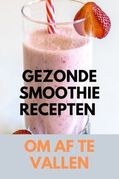 Healthy smoothie recipes for weight loss Smoothie Prep, Smoothie Drinks, Smoothie Recipes, Apple Smoothies, Healthy Smoothies, Smoothies Sains, Clean Eating Snacks, Healthy Eating, Eat Better
