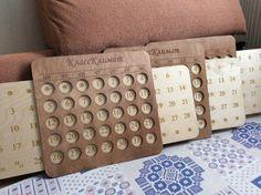 Вечный календарь в магазине «Мастерская ВИКИНГ» на Ламбада-маркете