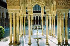 La Mezquita de Cordoba---- y las piedras dejan testimonio ...