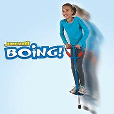 Jumparoo Boing! I Pogo Stick (For 44-86 Lbs) By Air Kicks...