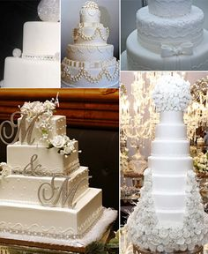 Bolos de casamento: veja tendências para 2012 - Notícias - Noivas GNT