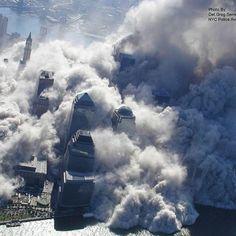 Toxic Dust And Debris Fills Manhattan
