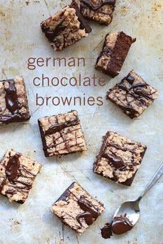 Low Carb Grain-Free Low Carb Grain-Free German Chocolate...  Low Carb Grain-Free Low Carb Grain-Free German Chocolate Brownies Recipe : http://ift.tt/1hGiZgA And @ItsNutella  http://ift.tt/2v8iUYW