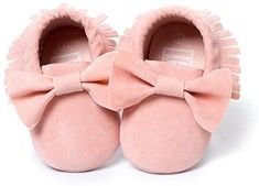 Where can I buy Styles Baby Soft Flock Tassel Moccasins Girl Moccs Baby Booties Shoes Moccasin design baby shoes Ne Check out our sale it. Baby Crib Shoes, Newborn Shoes, Leather Baby Shoes, Baby Girl Winter, Baby Girl Newborn, Baby Girls, Baby Moccasins, Baby Bows, Baby Design