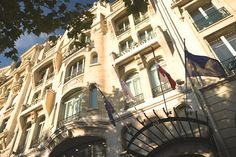 Say ooh la la at the luxurious Paris Marriott Champs-Elysees, France - http://www.adelto.co.uk/say-oh-la-la-at-the-luxurious-paris-marriott-champs-elysees-france